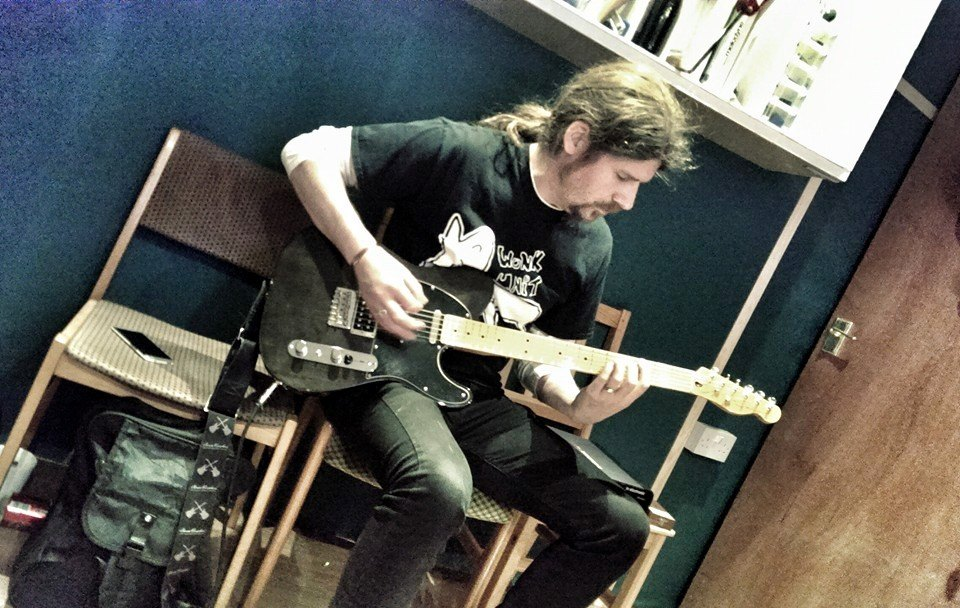 rob guitar studio