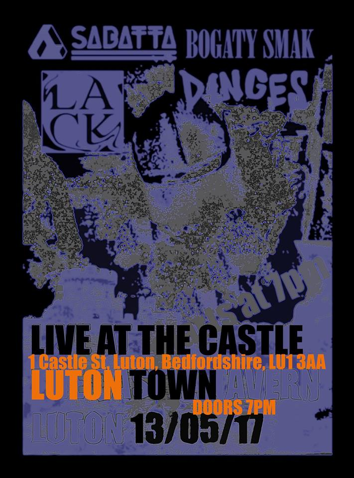 lack at Luton Castle